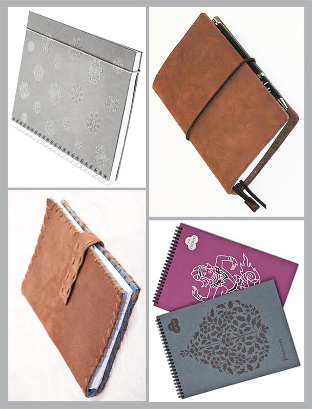 Блокноты, каталоги, брошюры